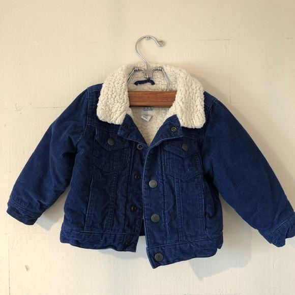 153274837 Old Navy Jackets & Coats | Kids Corduroy Jacket | Poshmark